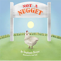 Not Nugget Introducing Kids Alternative Way View Animal Food Stephanie Dreyer Friend Fun Fact Educational Resource Parent Teacher Children Plant-based Living