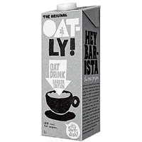 Oatley Barista Oat Drink – Pack of 6 The most talked about dairy alternative of the moment.  Make perfect coffees, every time. Non-dairy, vegan, milk alternative, plant-based, dairy-free, nut milk