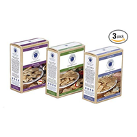 Onesto Foods Gluten Free Vegan Artisan Crackers Variety Pack Flavor Three Hand Crafted Award Winning Everything Rosemary Sea Salt Healthy Salad Soup Box Italian Honest Real Food Simple Ingredients Snack Family