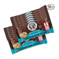Equal Exchange Semi Sweet Chocolate Chip Pack Fair Trade Cacao Small Scale Farmer Peru Vegan Soy Free Organic Allergen Free Paraquay Gourmet Quality Kosher Delicious Special Cookie Brownie Pancake Recipe Cooking Kitchen Baking