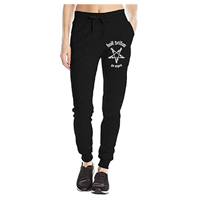 pants HOTCTDS Vegan Women Sweatpants Hail Seitan Go Vegan Drawstring Training Yoga Sports Training With Pockets Jogger Pilates Gym Workout Comfort